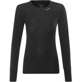 Devold Hiking longsleeve Dames zwart